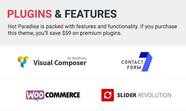 Included Plugins
